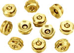 Champion Irrig Div Arrowhead Brass SQ-C 2-Pack Quarter-Circle Sprinkler Nozzles