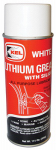 Warren Distribution KEL57400 White Lithium Grease with Silicone, 11.5-oz.