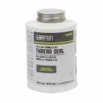 William H Harvey 025210 4-oz. Yellow Formula 55 Thread Seal