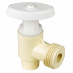 Genova Products 53067 CPVC Washer Hose Valve, 1/2-In.