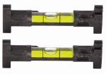 Johnson Level & Tool 585 2-Pack 3-Inch Lime Line Level