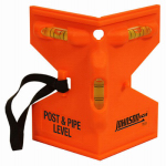 Johnson Level & Tool 175-O Orange Contractor Post Level