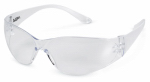 Safety Works 10006315 Close-Fitting Safety Glasses With Clear Lens