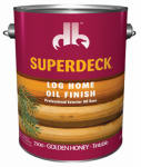 Duckback DB-7200-4 Gallon Honey Exterior Log Oil - Pack Of 4