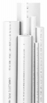 Charlotte Pipe & Foundry PVC09400B0600-RDC09 4''x20' SCH40 PVC Pipe