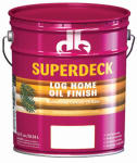Duckback DB-7200-5 5 Gallon Honey Exterior Log Oil