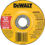 Dewalt Accessories DW8424 4.5-In. Thin Metal-Cutting Wheel