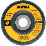 Dewalt Accessories DW8306 4-In. 36-Grit Zirconia Flap Disc