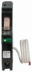 Eaton CHFCAF115 Circuit Breaker, Combo Arc Fault With Trip Flag Indicator, 1 Pole, Type CH, 15-Amp