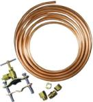 Homewerks Worldwide 7251-25-14-KIT Copper Ice Maker Kit, .25-In. x 25-Ft.