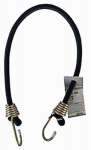 Max MM59 Bungee Cord, Heavy-Duty, Black, 24-In.