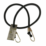 Trade Of Amta Dba Boxer Tools MM53 Bungee Cord, Heavy Duty, Black, 40-In.