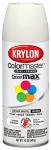 Krylon 3555 12 OZ Dove White Enamel Spray Paint