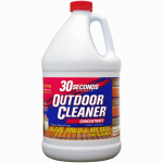 Collier Mfg 1G30S 1 Gallon 30 SECONDS Outdoor Cleaner Concentrate
