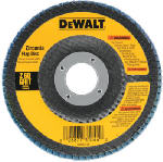 Dewalt Accessories DW8308 4.5-In. 60-Grit Zirconia Flap Disc