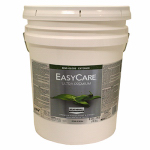 True Value Mfg SGW9-5G Ultra Premium WeatherAll Exterior Latex Paint, White Semi-Gloss, 5-Gals.