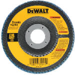 Dewalt Accessories DW8310 4.5-In. 120-Grit Zirconia Flap Disc
