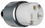Pass & Seymour PS520CACC20 20A White Armored Connector