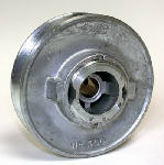 Dial Mfg 6145 Evaporative Cooler Motor Pulley, 1/2-HP, 3-1/2 x 1/2-In.