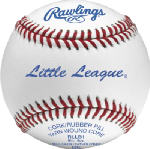 Rawlings Sport Goods RLLB1 Official Little League Baseball