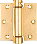 National Mfg/Spectrum Brands Hhi N184-556 Mortise Spring Hinge, Brass, 3.5 x 3.5-In.