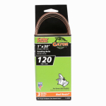 Ali Industries 3210 3-Pk., 1 x 30-In. 120-Grit Bi-Directional Sanding Belt