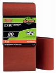 Ali Industries 3191 4 x 36-In. 80-Grit Bi-Directional Sanding Belt