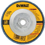 Dewalt Accessories DW8312 4.5-In. 60-Grit Zirconia Flap Disc