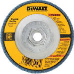 Dewalt Accessories DW8313 4.5-In. 80-Grit Zirconia Flap Disc