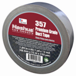 Berry Plastics Tapes/Coating 1086142 HVAC Duct Tape, Gray, 1.89-In. x 60-Yds.