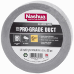 Berry Global 1086927 HVAC Duct Tape, Silver, 1.89-In. x 60-Yds.