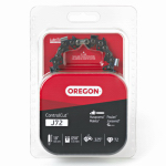 Oregon Cutting Systems J72 Chainsaw Chain, 34Sl Pro-Guard Chisel C-Loop, Fits Husqvarna Models, 18-In.