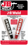 J-B Weld 8265-S Cold Weld Compound, 2-oz.