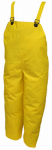 Tingley Rubber O56007.MD Durascrim Overalls, Yellow PVC, Medium