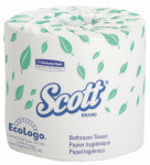 Kimberly-Clark 05102-80 Bathroom Tissue, 1-Ply, 1210-Sheet Roll, 80-Pk.