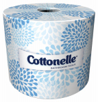Kimberly-Clark 17713 Cottonelle Bathroom Tissue, 451-Sheet Roll, 60-Pk.