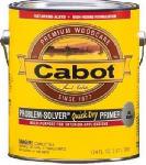 Cabot/Valspar 8511-07 Exterior Quick-Dry Primer, White, Gal.