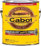 Cabot/Valspar 8516-07 1-Gallon Neutral Base Exterior Quick-Dry Primer