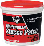Dap 10504 1-Qt. Ready Mixed Stucco Patch