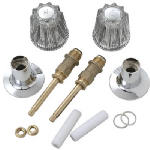 Brass Craft Service Parts SK0267 Tub & Shower Rebuild Kit or Kitchen For Price Pfister Windsor Current-Style