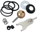 Brass Craft Service Parts SLD0108 Delta Lavatory Sink & Tub & Shower Repair Kit