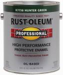 Rust-Oleum K7738-402 GAL Hunter Green Enam Coating