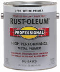 Rust-Oleum 215969 Professional Enamel Paint, White, 1-Gal.