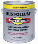 Rust-Oleum K7744-402 GAL Yellow Enamel Paint