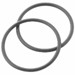 Brass Craft Service Parts SCB0611 10-Pack 1-1/2 I.D. x 1-3/4 O.D. x 1/8-Inch Wall O-Ring