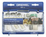 Dremel Mfg 684-01 20-Piece Cleaning & Polishing Kit