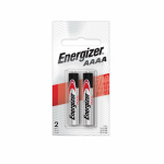 "Eveready Battery E96BP-2 2-Pack ""AAAA"" Alkaline Batteries"