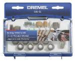 Dremel Mfg 686-01 31-Piece Sanding & Grinding Set