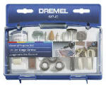 Dremel Mfg 687-01 52-Piece General-Purpose Hobby Set