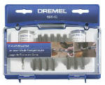Dremel Mfg 688-01 69-Piece Cutoff Wheel Set